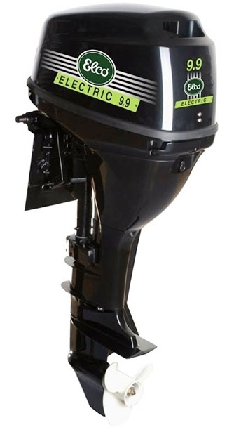 9.9 HP - Elco Electric Outboard Boat Motor