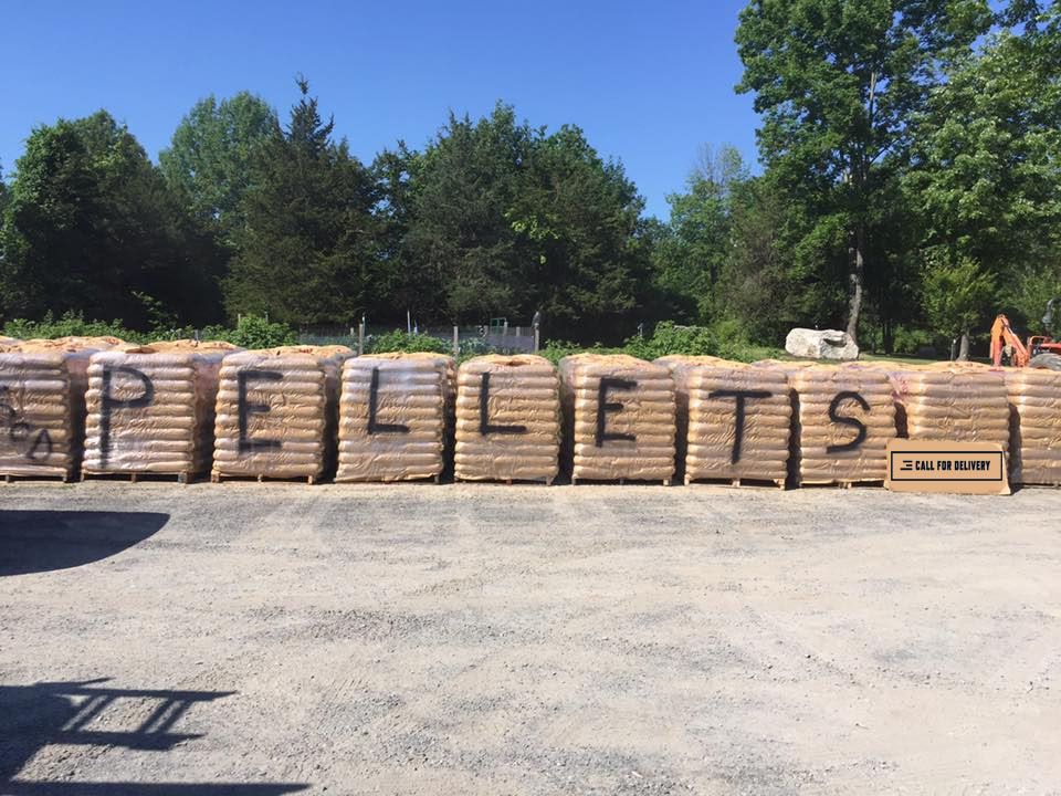 wood pellets sullivan county ny